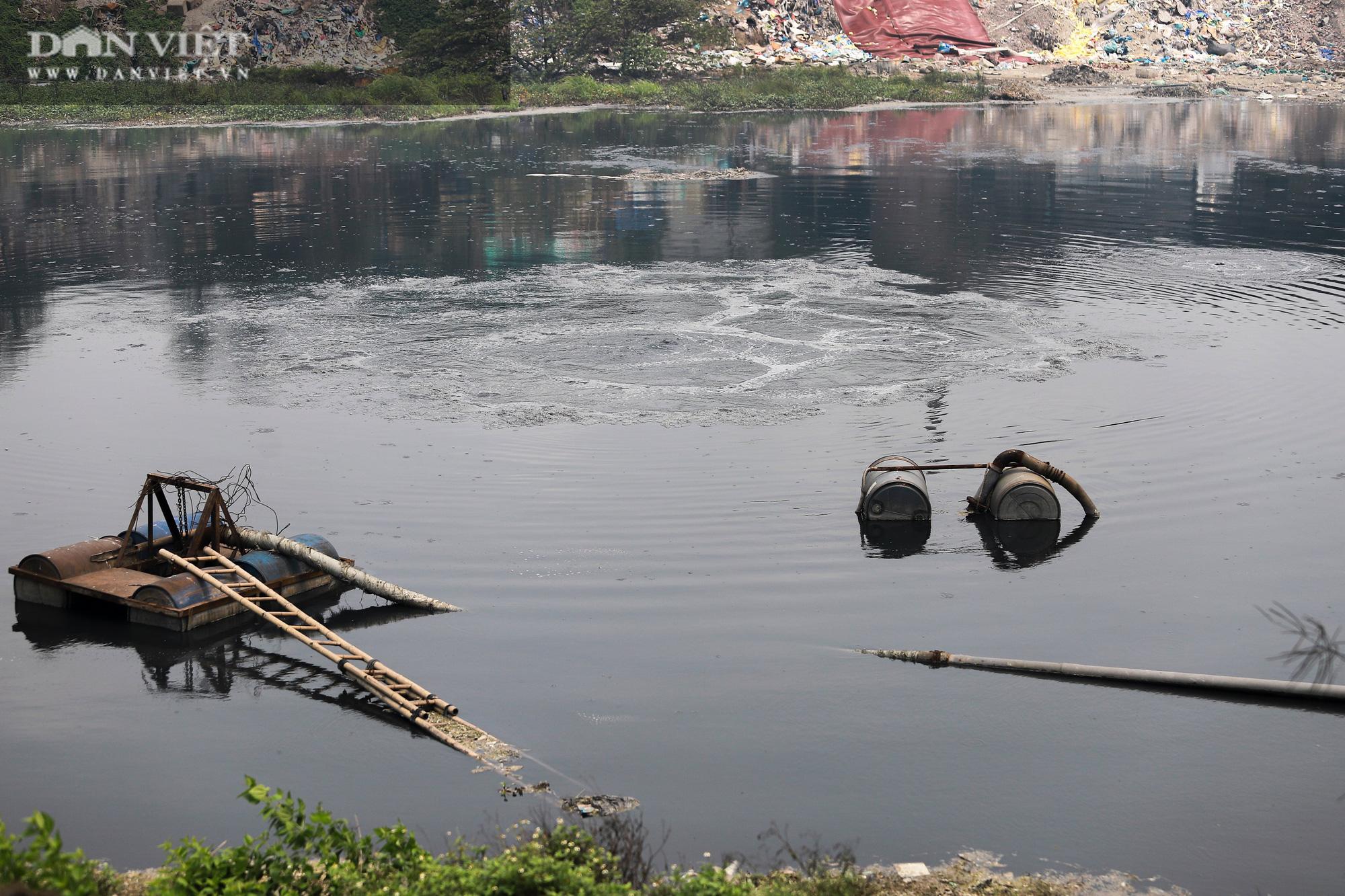 Ám ảnh khủng khiếp ở làng giấy Phú Lâm: Ô nhiễm đến con ruồi cũng không sống nổi, công nhân bán mòn sức - Ảnh 30.