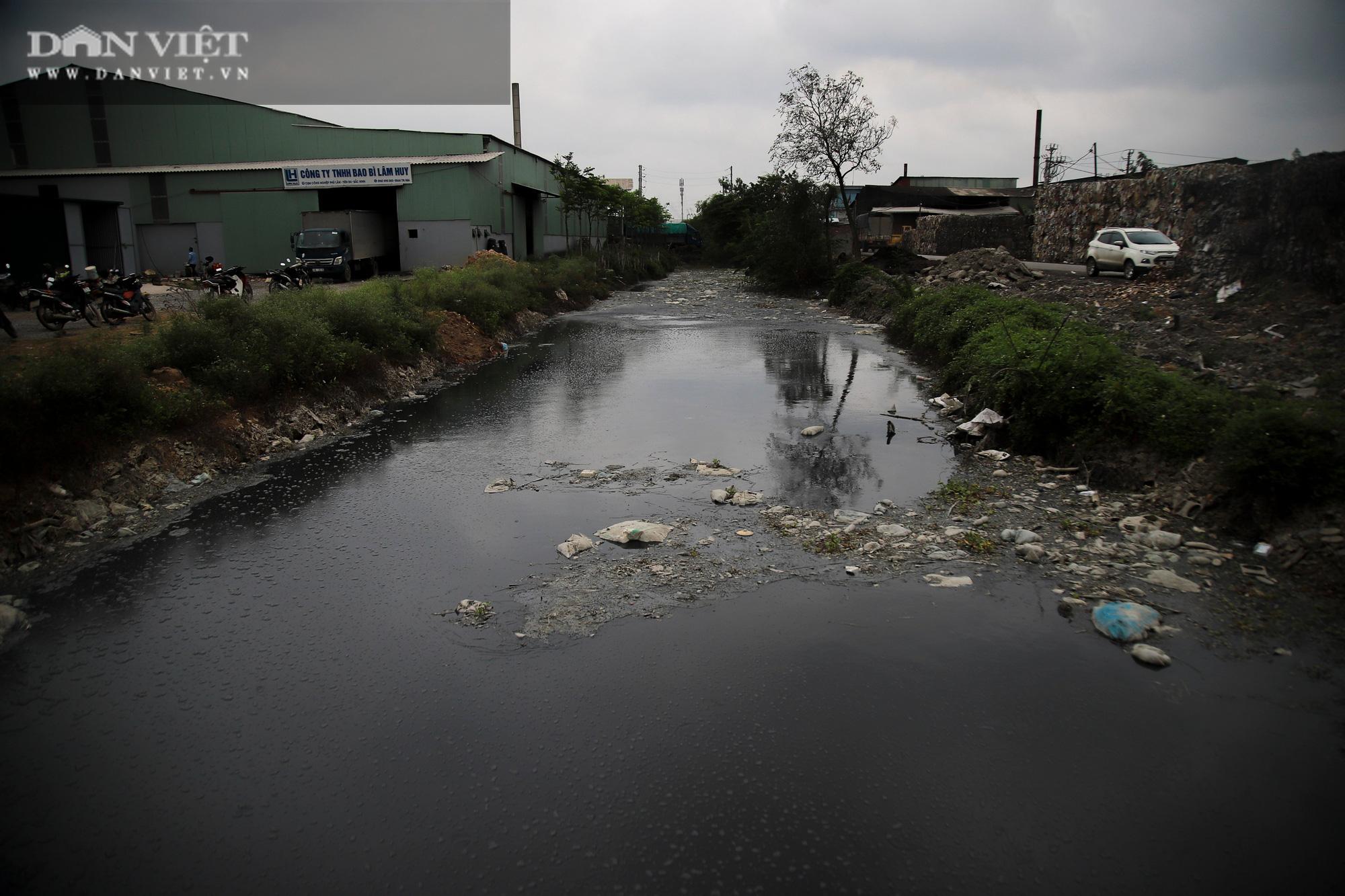 Ám ảnh khủng khiếp ở làng giấy Phú Lâm: Ô nhiễm đến con ruồi cũng không sống nổi, công nhân bán mòn sức - Ảnh 35.