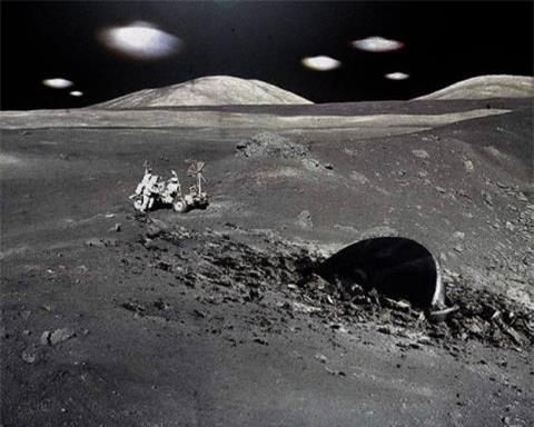 Lời tiên tri gây sốc của Vanga về người ngoài hành tinh - Ảnh 3.