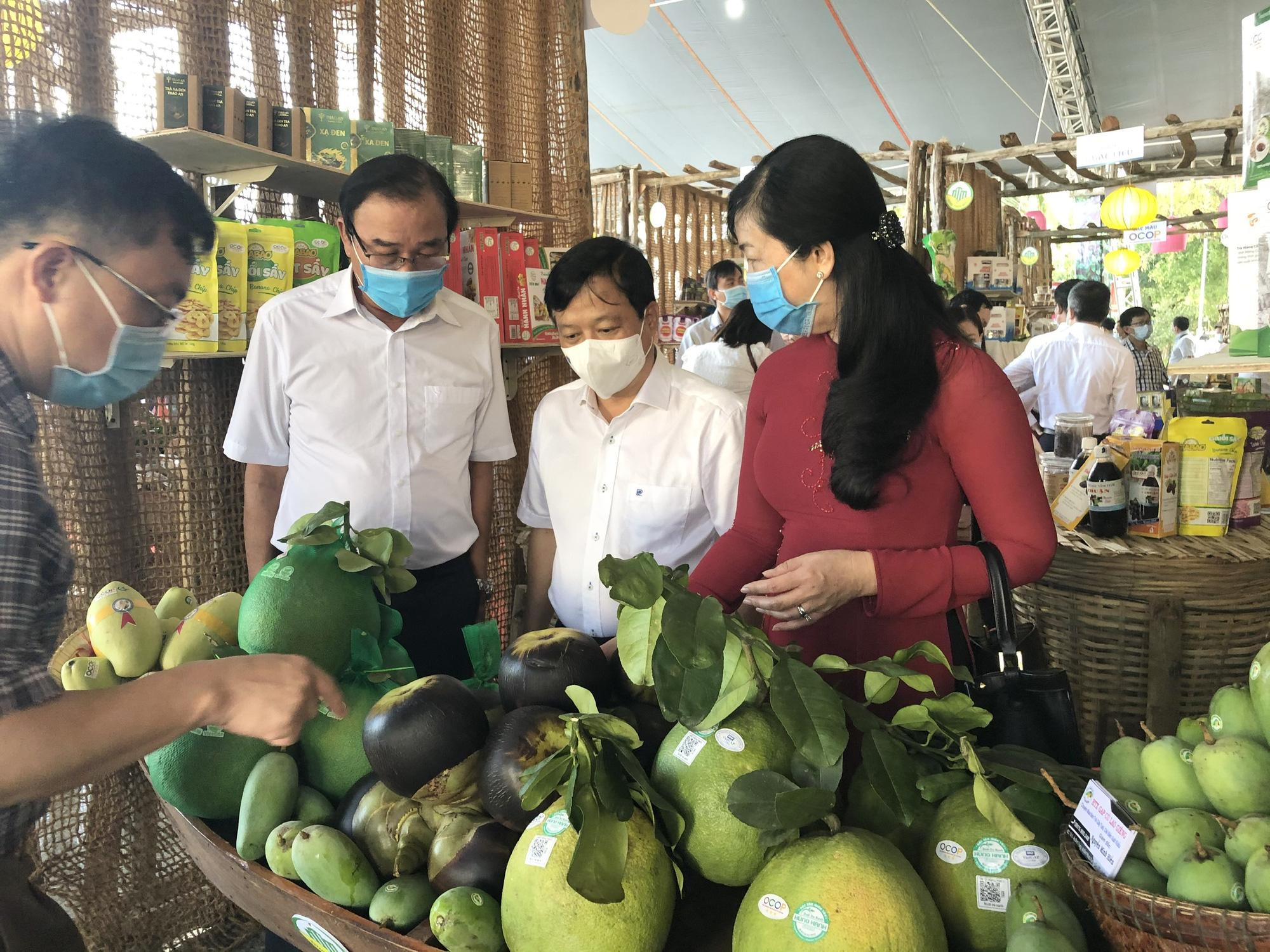 Hàng trăm sản phẩm OCOP – Hương sắc miền Tây hội tụ tại Phú Quốc - Ảnh 5.