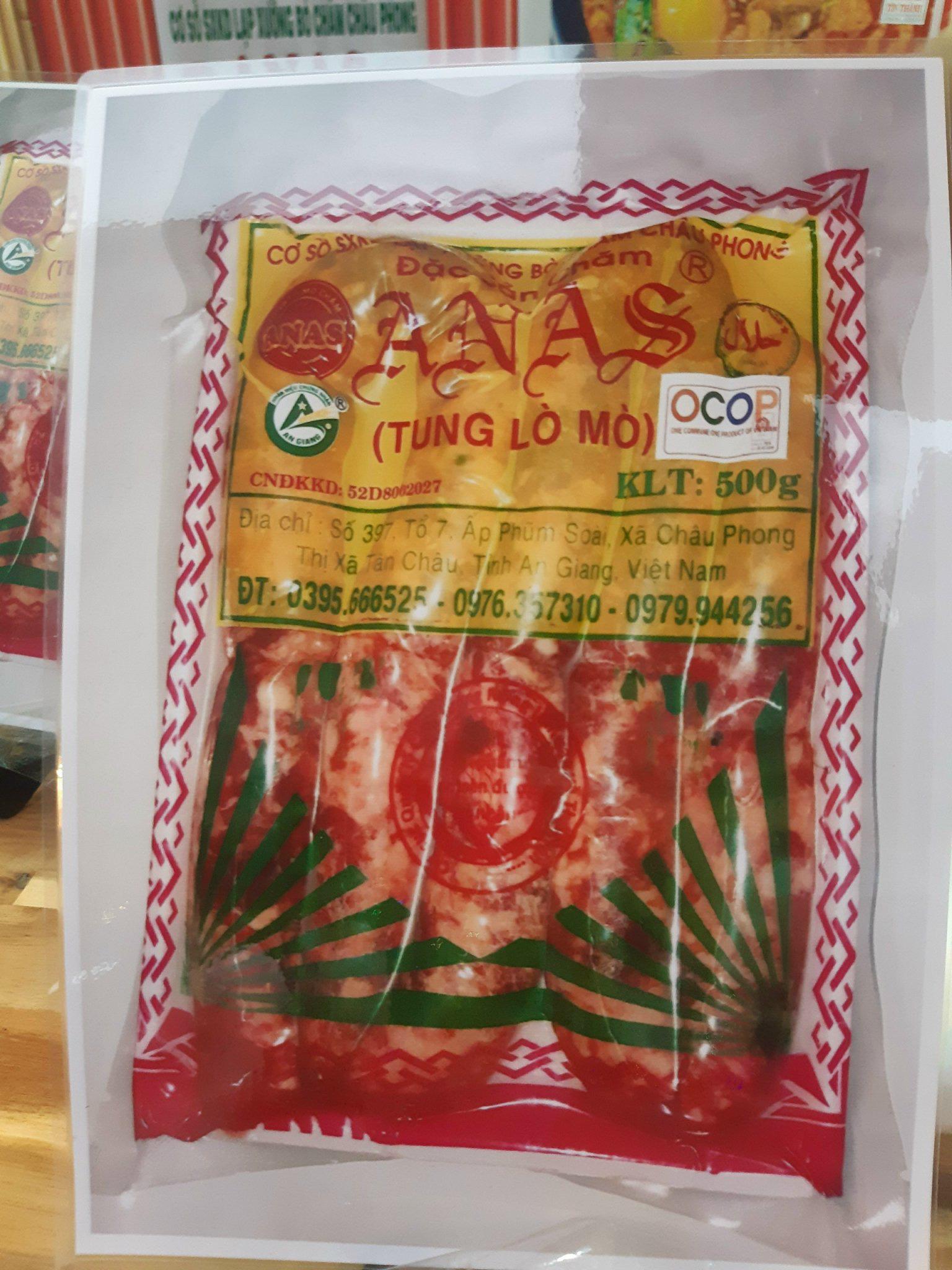 Tung lò mò là món gì mà được An Giang bình chọn là 1 trong 6 sản phẩm OCOP đầu tiên của tỉnh - Ảnh 2.