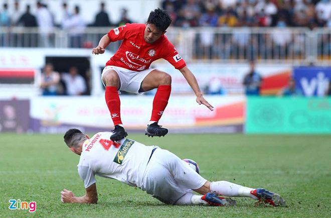 """Tin sáng (27/4): Lee Nguyễn nếm """"đặc sản"""" V.League, TP.HCM lao đao - Ảnh 1."""
