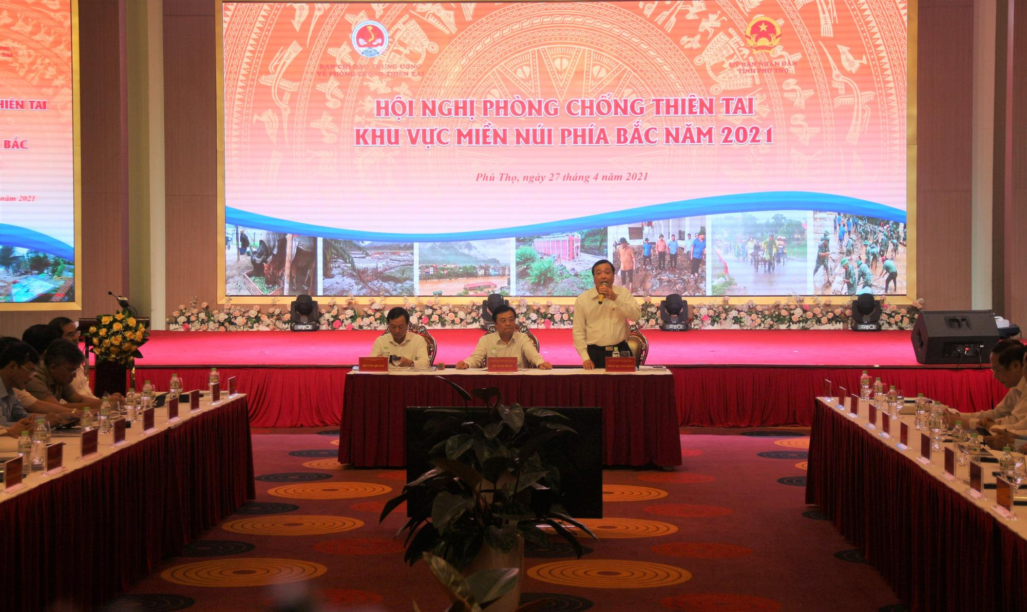 Bộ trưởng Bộ NNPTNT Lê Minh Hoan: Đừng thỏa mãn nhu cầu thế hệ hôm nay mà đánh mất - Ảnh 2.