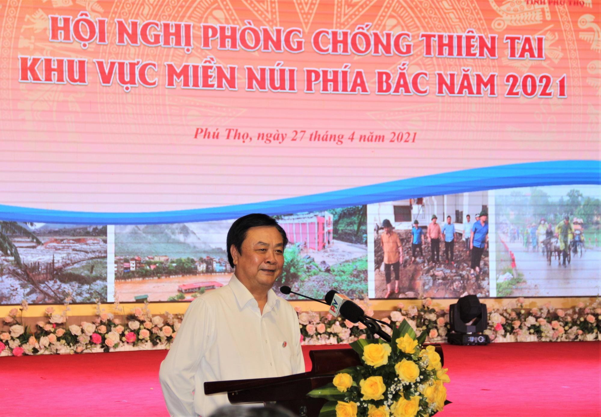 Bộ trưởng Bộ NNPTNT Lê Minh Hoan: Đừng thỏa mãn nhu cầu thế hệ hôm nay mà đánh mất - Ảnh 1.