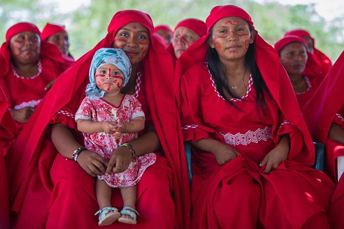 """Ấn tượng với vũ điệu """"sinh sản"""" Chichimaya - nơi các thiếu nữ Wayuu """"bắt chồng"""" - Ảnh 3."""