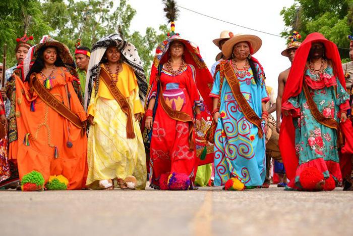 """Ấn tượng với vũ điệu """"sinh sản"""" Chichimaya - nơi các thiếu nữ Wayuu """"bắt chồng"""" - Ảnh 5."""