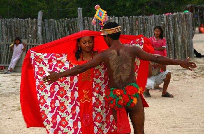 """Ấn tượng với vũ điệu """"sinh sản"""" Chichimaya - nơi các thiếu nữ Wayuu """"bắt chồng"""" - Ảnh 6."""