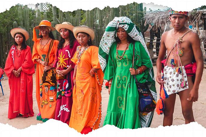"""Ấn tượng với vũ điệu """"sinh sản"""" Chichimaya - nơi các thiếu nữ Wayuu """"bắt chồng"""" - Ảnh 8."""