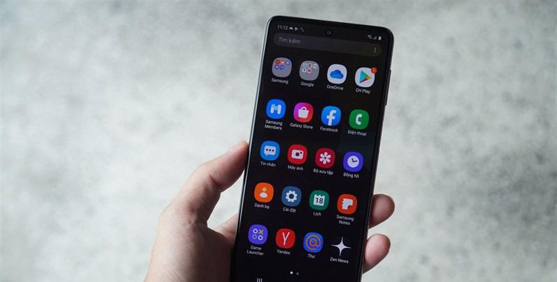 Điện thoại Samsung 5G này cấu hình khủng, pin ấn tượng, giá ngỡ ngàng - Ảnh 1.