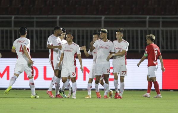 """BXH vòng 11 V.League 2021: Nam Định lọt tốp 3, Viettel """"xa"""" HAGL - Ảnh 2."""
