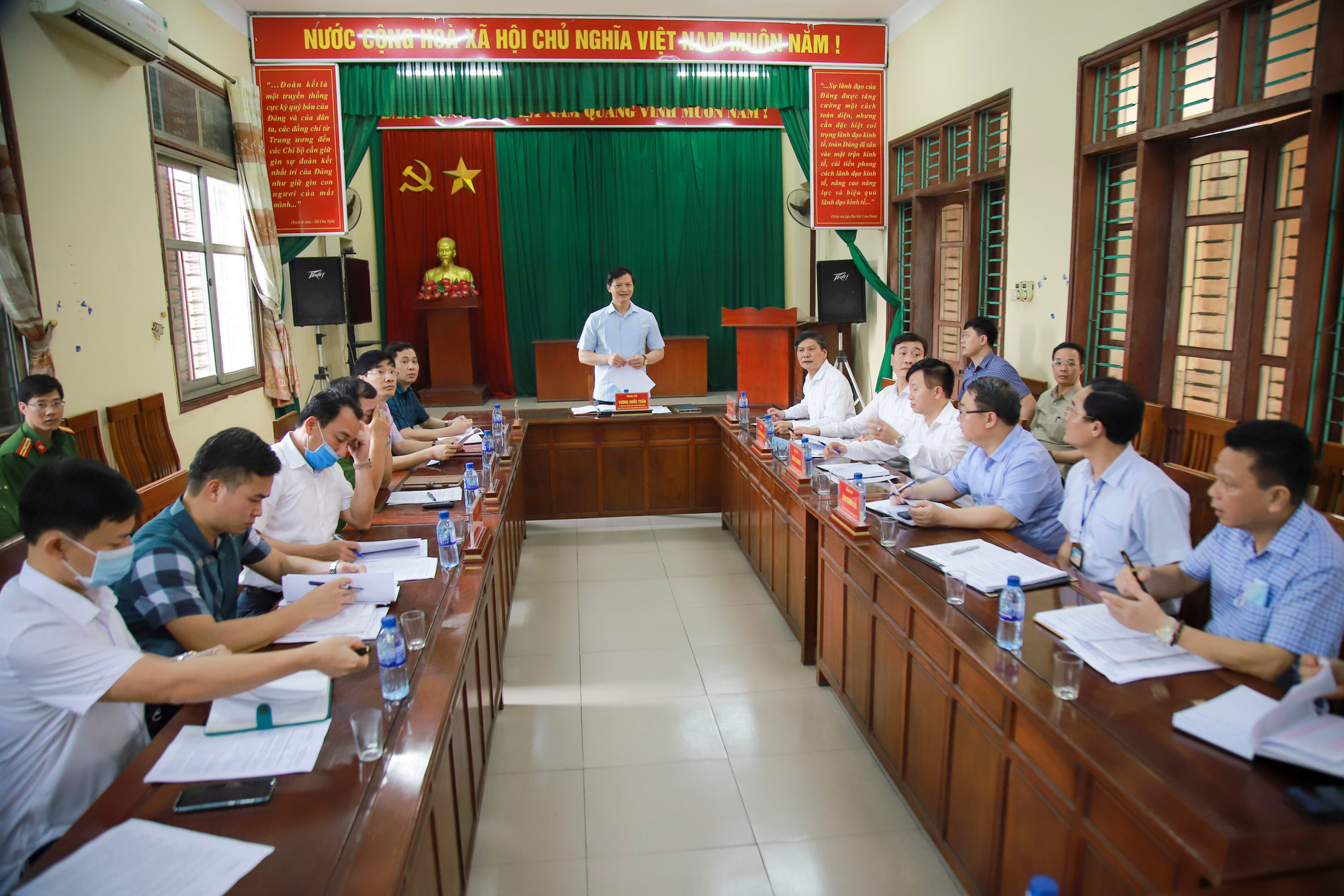 """Ô nhiễm kinh hoàng tại làng giấy Phú Lâm, Phong Khê, Phó Chủ tịch tỉnh Bắc Ninh ra tuyên bố """"rắn"""" với doanh nghiệp - Ảnh 14."""