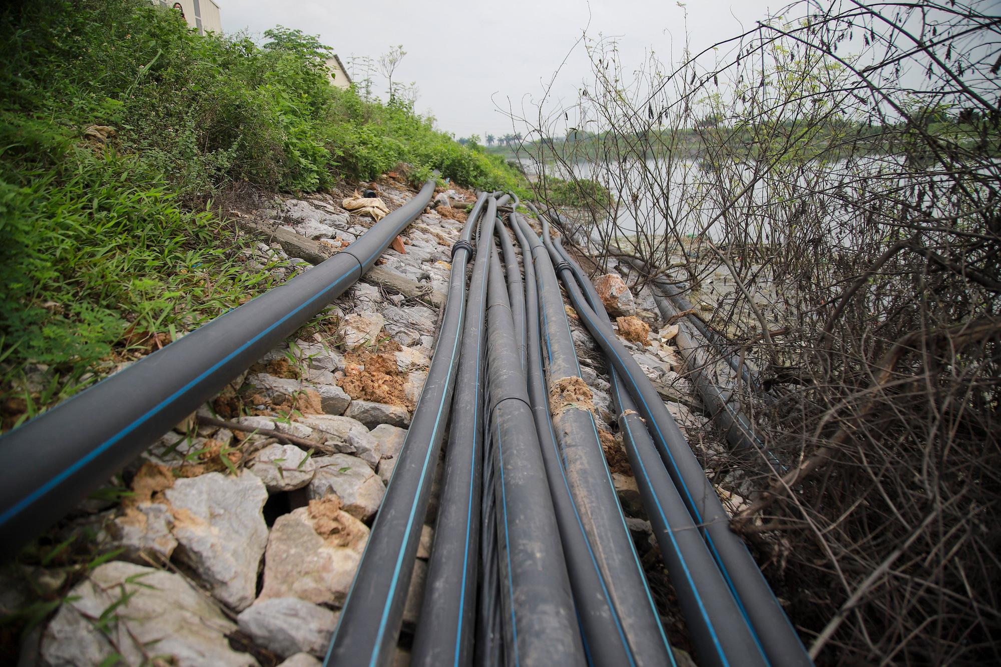 """Ô nhiễm kinh hoàng tại làng giấy Phú Lâm, Phong Khê, Phó Chủ tịch tỉnh Bắc Ninh ra tuyên bố """"rắn"""" với doanh nghiệp - Ảnh 3."""