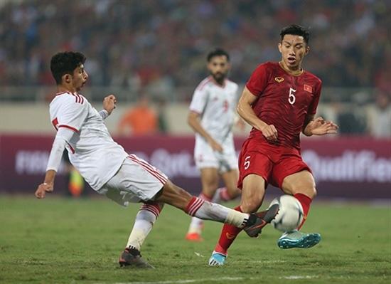 Văn Hậu có thể kịp dự vòng loại World Cup.