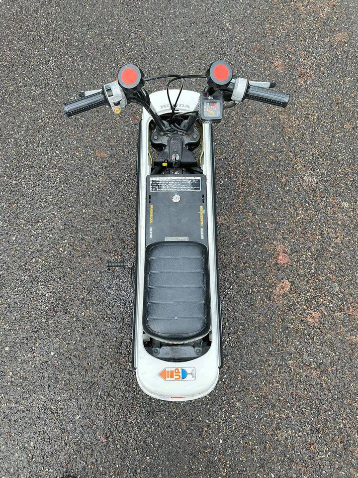 Huyền thoại Honda Motocompo Scooter 1983 là hàng nhập khẩu hiếm của Nhật Bản - Ảnh 5.