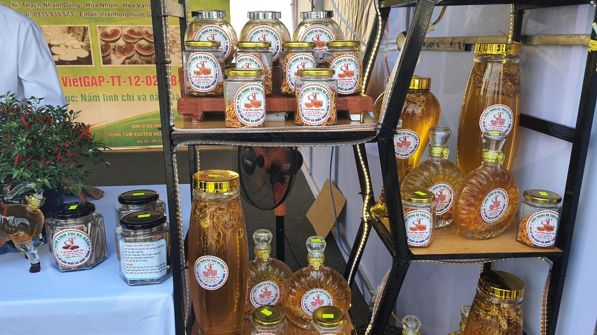 Đà Nẵng: Sản phẩm OCOP, rau sạch hút hàng tại Phiên sợ nông sản - Ảnh 7.
