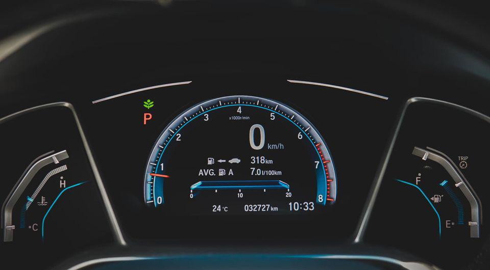 """Honda Civic chạy hơn 3 vạn km, """"độ"""" lạ mắt, rao bán giá hấp dẫn - Ảnh 4."""