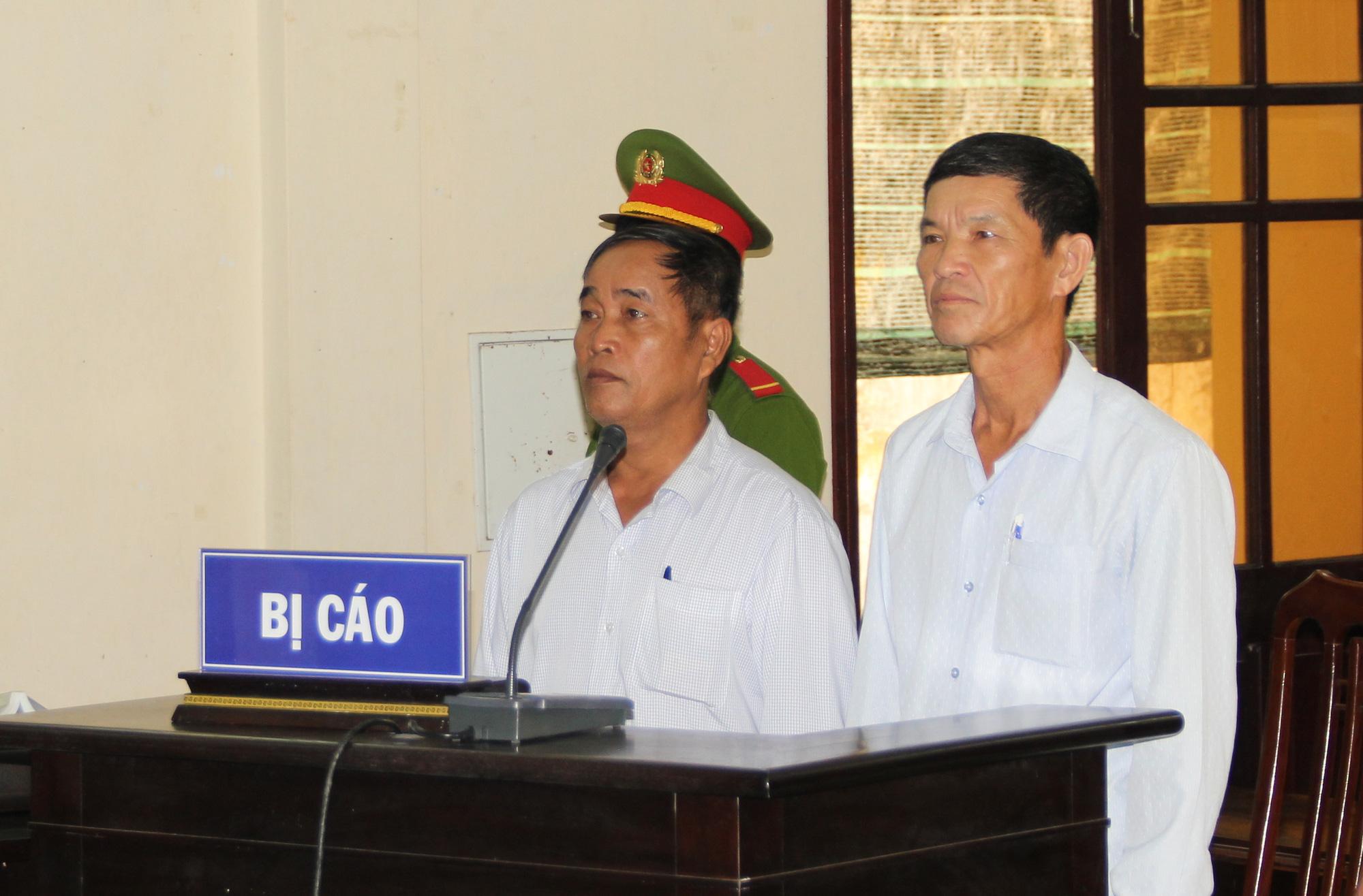Tình tiết bất ngờ trong vụ án 2 cán bộ xã và cháu bé chết trong bể phốt ở Quảng Trị - Ảnh 1.
