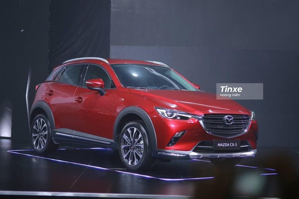 Mazda CX-3 ngoài giá rẻ, có gì để đấu Kia Seltos và Hyundai Kona? - Ảnh 1.