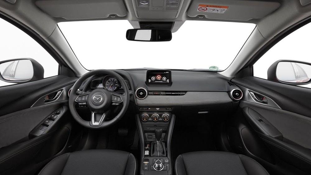Mazda CX-3 ngoài giá rẻ, có gì để đấu Kia Seltos và Hyundai Kona? - Ảnh 4.