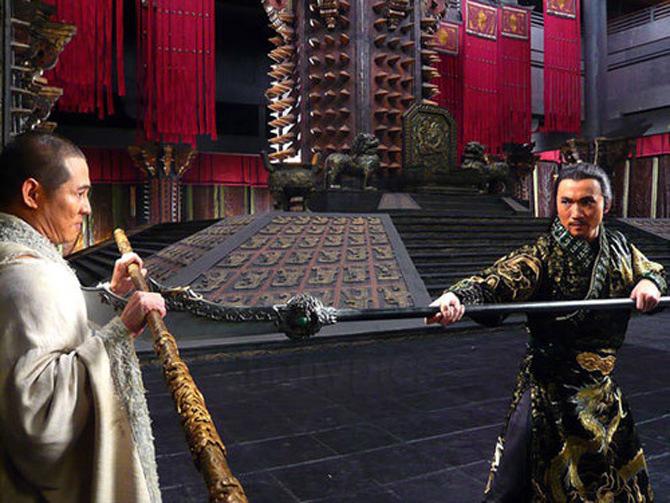 Trâu Triệu Long: Hạ Lý Liên Kiệt - Chân Tử Đan, là đệ tử của Hồng Kim Bảo - Ảnh 6.