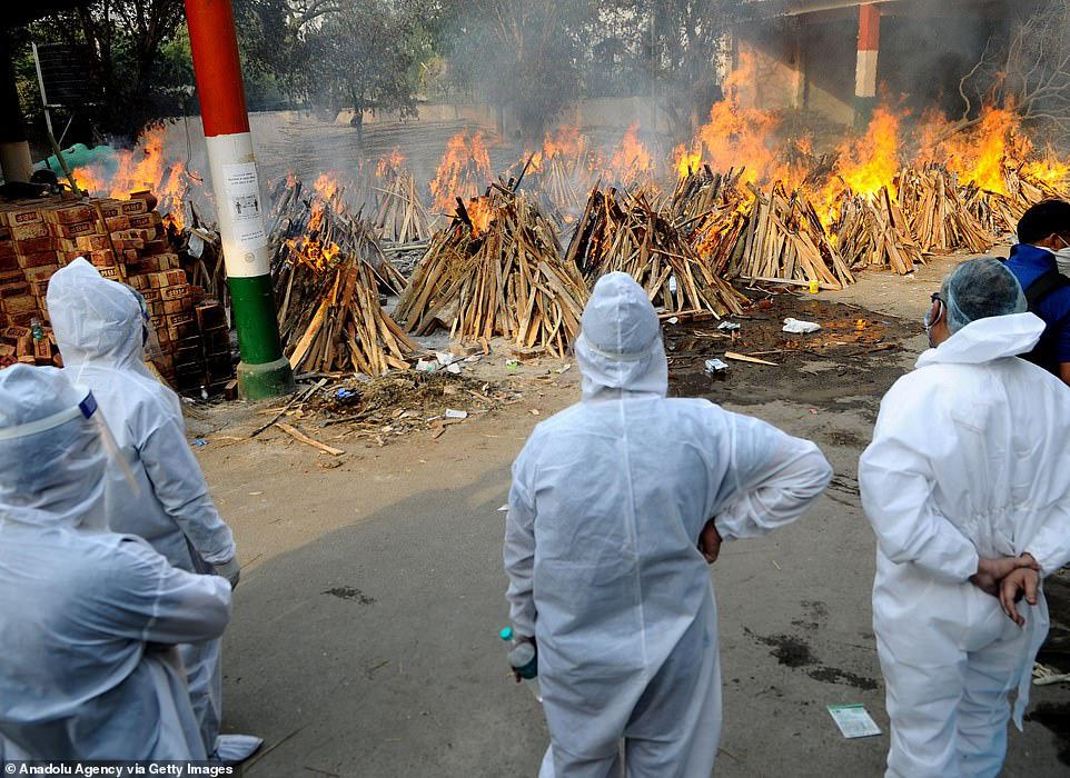 Thảm họa COVID-19 Ấn Độ: Đã làm sai điều gì? - Ảnh 2.