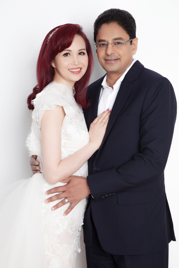 Hoa hậu Diệu Hoa và 2 người đẹp Việt lấy chồng Ấn Độ giờ ra sao? - Ảnh 4.