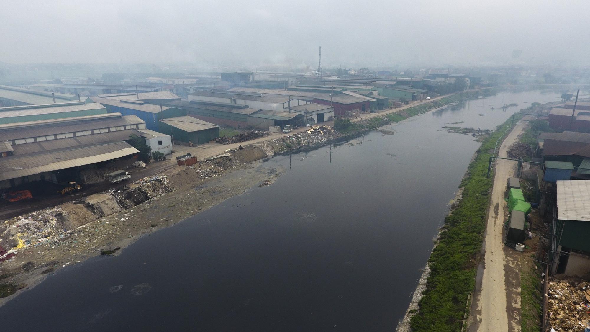 Bắc Ninh: Xử lý hình sự các trường hợp chống đối, gây ô nhiễm môi trường kinh hoàng ở làng giấy Phong Khê - Ảnh 6.