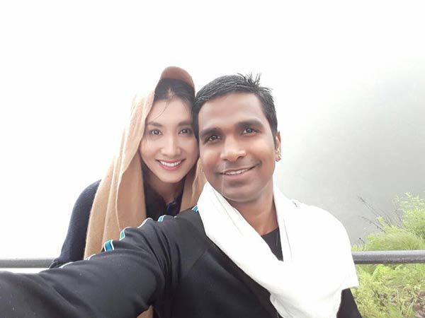 Hoa hậu Diệu Hoa và 2 người đẹp Việt lấy chồng Ấn Độ giờ ra sao? - Ảnh 7.