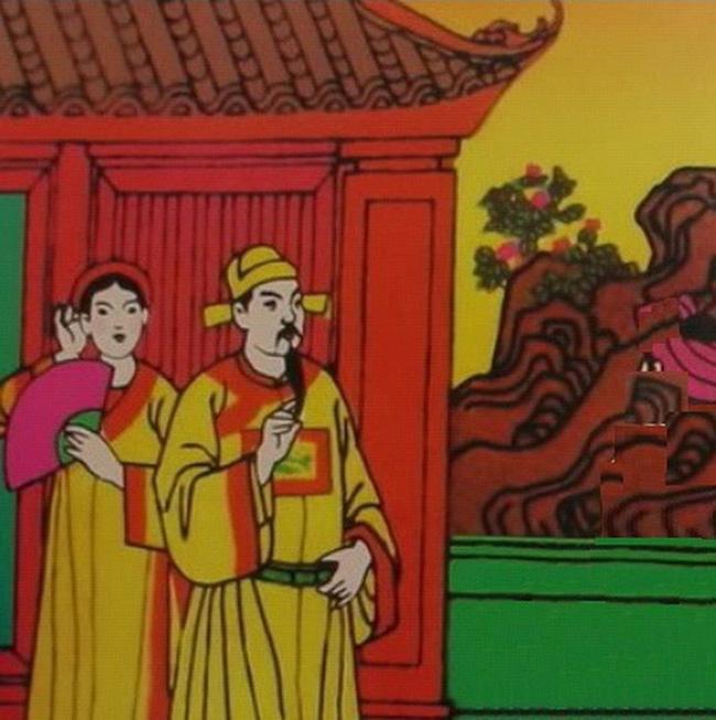 2 mối duyên ly kỳ trong lịch sử Việt Nam: Câu thơ vu vơ và... 1 cái ôm - Ảnh 3.