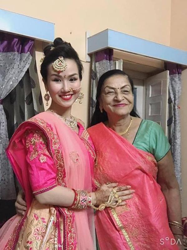Góc khuất về cuộc sống của 3 mỹ nhân Việt lấy chồng Ấn Độ - Ảnh 7.