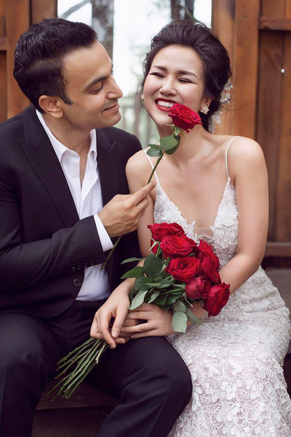 Hoa hậu Diệu Hoa và 2 người đẹp Việt lấy chồng Ấn Độ giờ ra sao? - Ảnh 12.