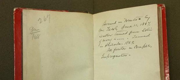 Góc khuất ngành y thế kỷ 20: Vật liệu làm ra những cuốn sách y khoa khiến ai nấy đều phải kinh sợ - Ảnh 3.