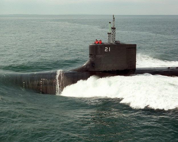 """Mỹ chỉ cần 3 tàu ngầm loại này đã đủ khiến Nga - Trung """"hoảng hốt"""" - Ảnh 2."""