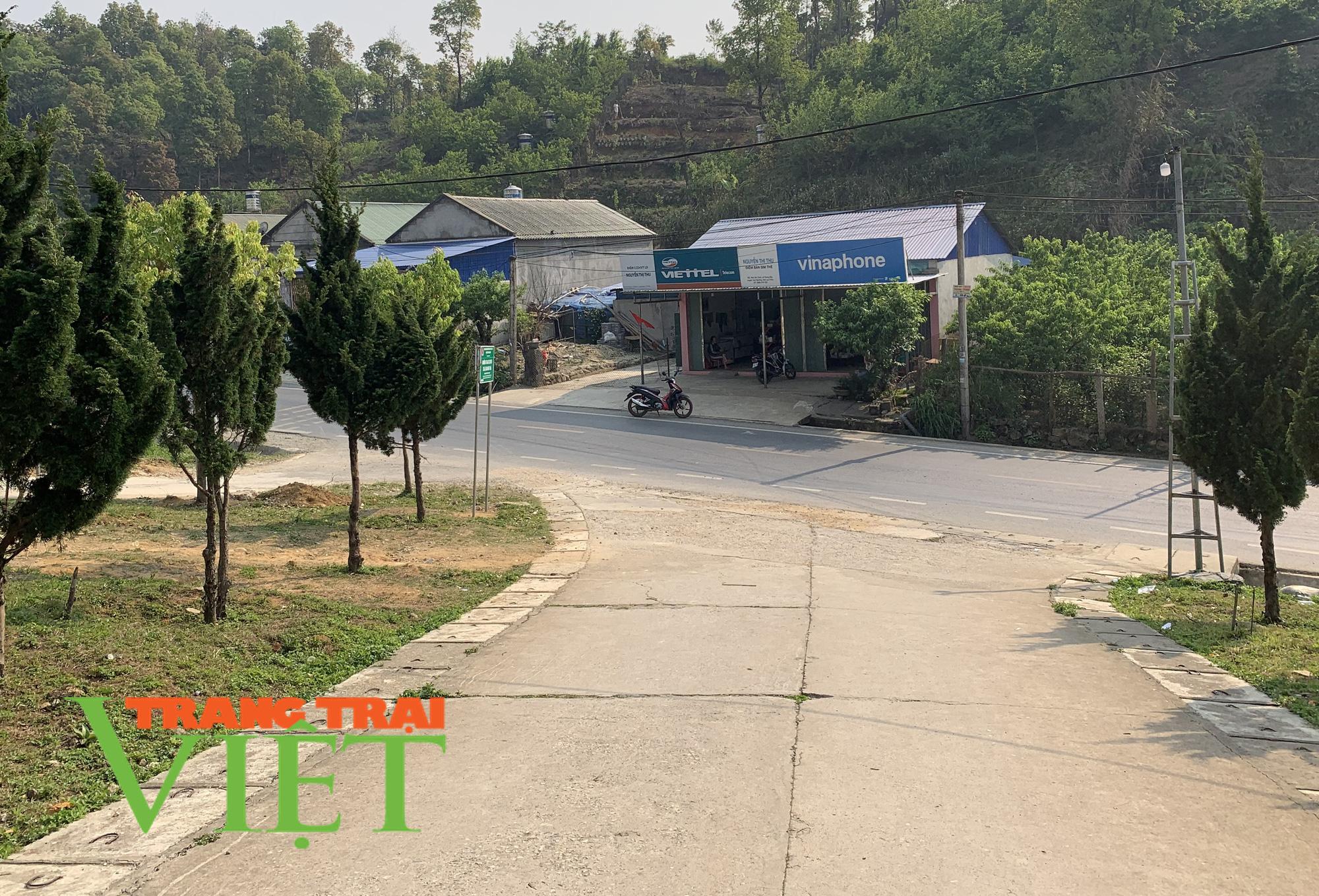 Giang Ma đổi thay từ khi bắt tay vào xây dựng nông thôn mới - Ảnh 1.