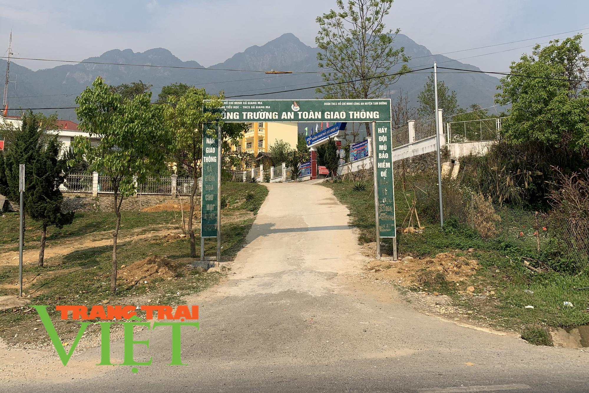 Giang Ma đổi thay từ khi bắt tay vào xây dựng nông thôn mới - Ảnh 5.