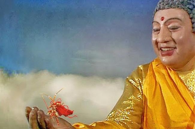 Tây Du Ký: Thần tiên nào cũng có thú cưỡi, Phật Tổ dùng gì? - Ảnh 1.