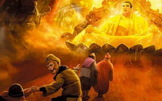 Tây Du Ký: Thần tiên nào cũng có thú cưỡi, Phật Tổ dùng gì? - Ảnh 2.