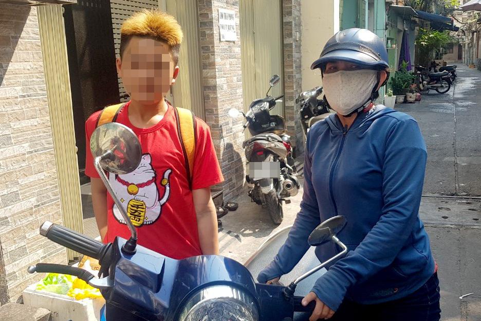 Phụ huynh 2 thiếu niên bị bảo vệ dân phố đánh dã man ở TP.HCM lên tiếng - Ảnh 1.