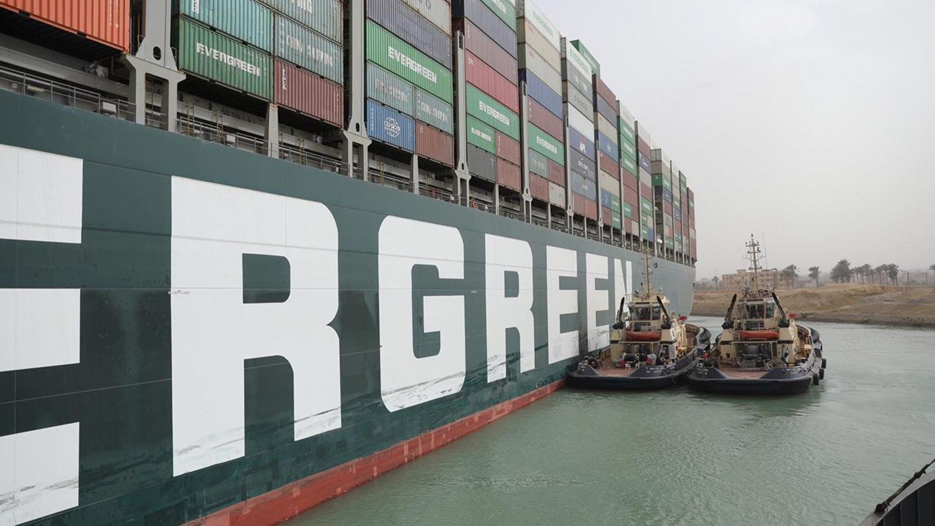 Vụ tắc kênh đào Suez: cơ hội cho nhà sản xuất container Trung Quốc kiếm lời - Ảnh 1.