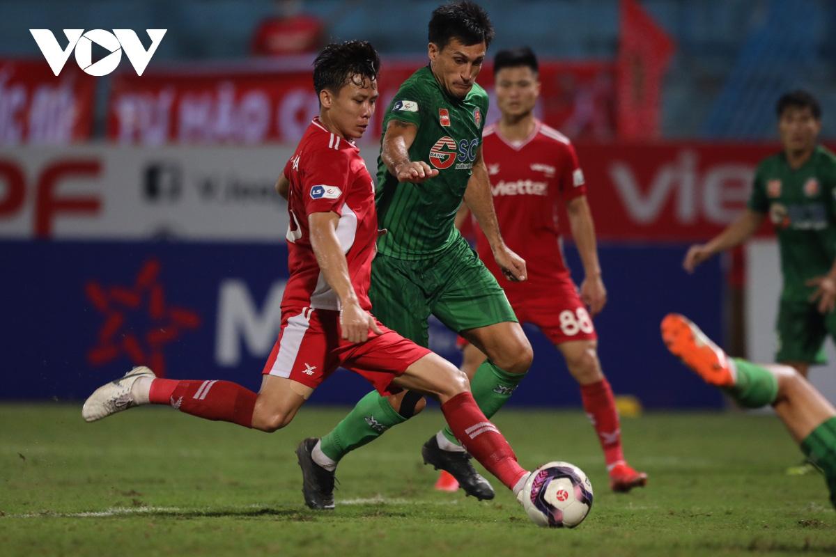"""HLV Trương Việt Hoàng """"khoét"""" vào ngôi sao World Cup của Sài Gòn FC - Ảnh 3."""
