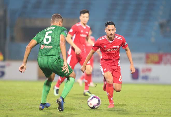Thua đậm Viettel, HLV Sài Gòn FC vẫn nói cứng! - Ảnh 1.