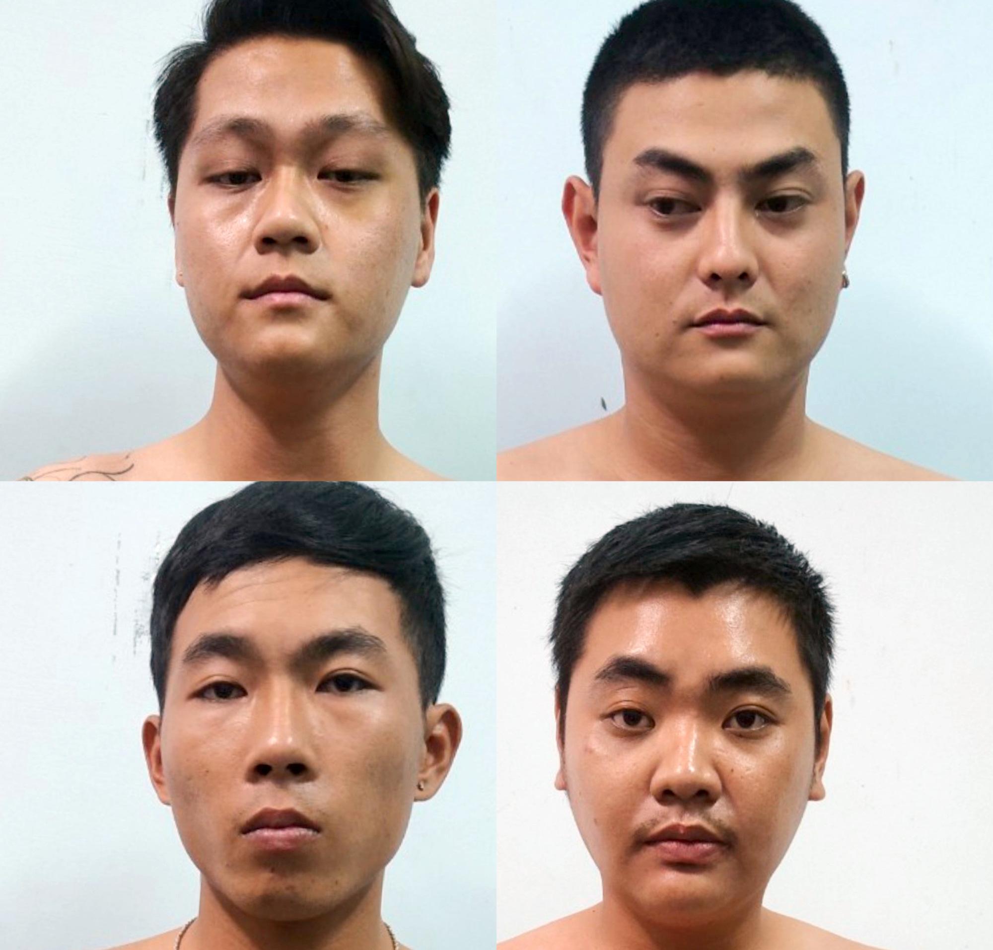 4 thanh niên giúp bạn lẩn trốn sau khi gây án mạng - Ảnh 2.