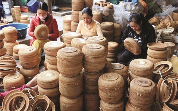 Hà Nội: Khoảng 100 làng nghề có doanh thu từ 10 tỷ đến 20 tỷ đồng/năm