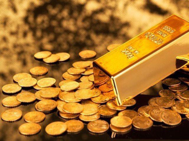 Giá vàng hôm nay 3/5: Không thể vượt qua mức 1.800 USD/ounce, vàng giảm tiếp trong tuần mới - Ảnh 1.
