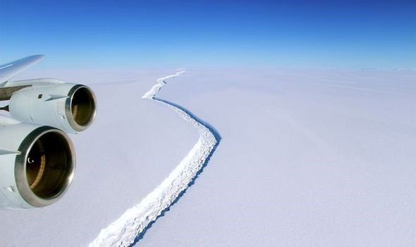 Thềm băng lớn thứ tư ở Nam Cực sẽ sớm bị sụp đổ - Ảnh 3.