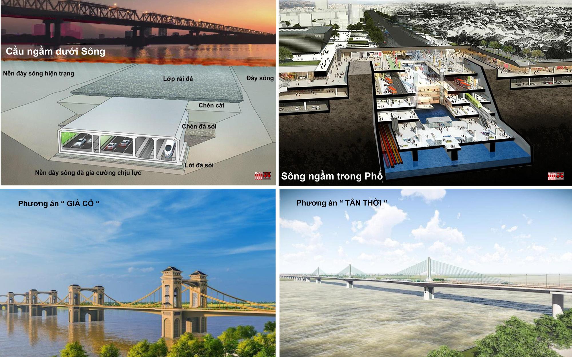 """""""Giải cứu"""" cầu Long Biên và ý tưởng làm giàu từ những cầu cầu của Hà Nội - Ảnh 11."""