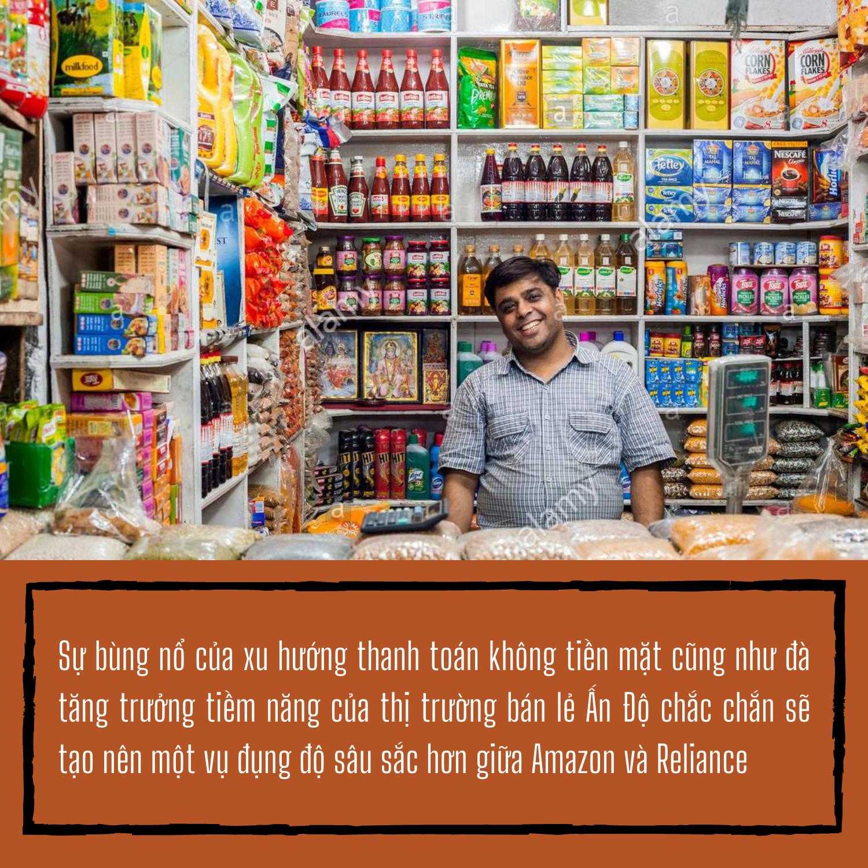 """Bezos - Ambani: Cuộc """"đụng độ"""" của những ông trùm và tương lai ngành bán lẻ Ấn Độ - Ảnh 5."""