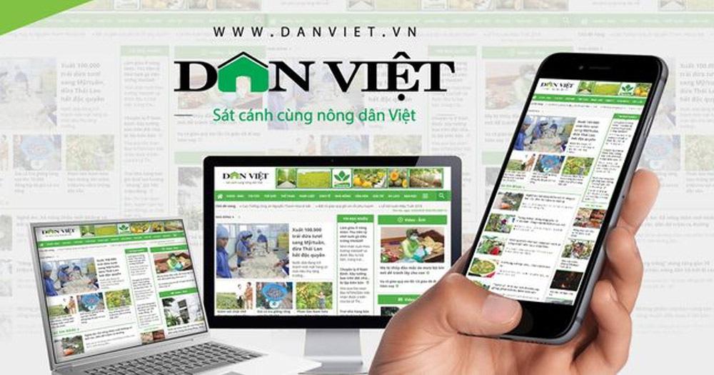 """Báo Dân Việt ra mắt chuyên mục """"Hà Nội hôm nay"""" - Ảnh 1."""