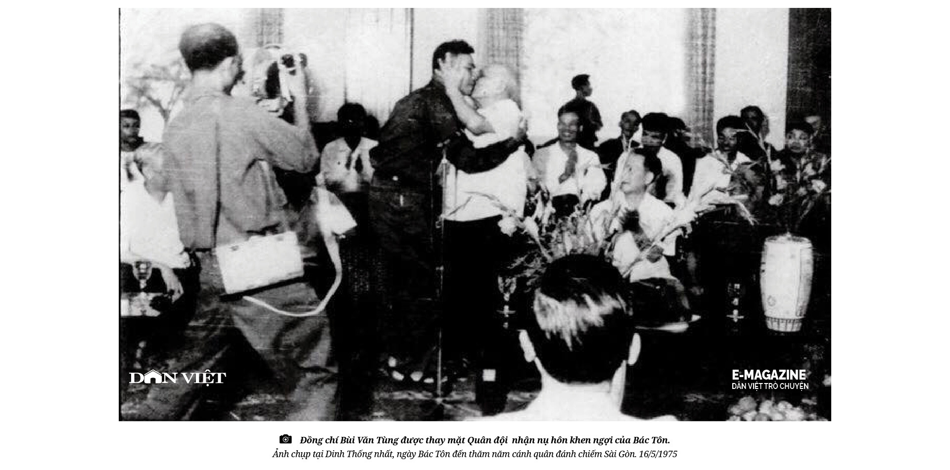 """Đạo diễn, NSƯT Phạm Việt Tùng: """"Có những sự thật 30/4/1975 cần làm sáng tỏ để không phải xấu hổ trước lịch sử""""  - Ảnh 2."""