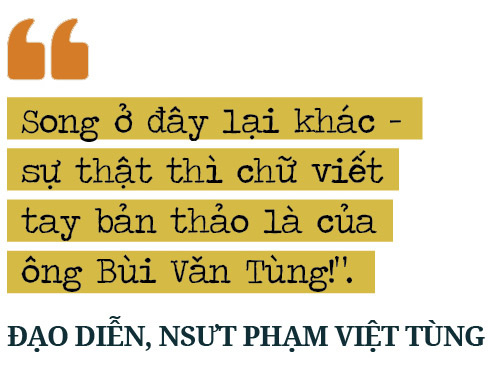 """Đạo diễn, NSƯT Phạm Việt Tùng: """"Có những sự thật 30/4/1975 cần làm sáng tỏ để không phải xấu hổ trước lịch sử""""  - Ảnh 7."""